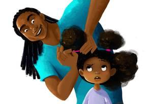 Ilustração usada para divulgar o filme Foto: Reprodução/kickstarter