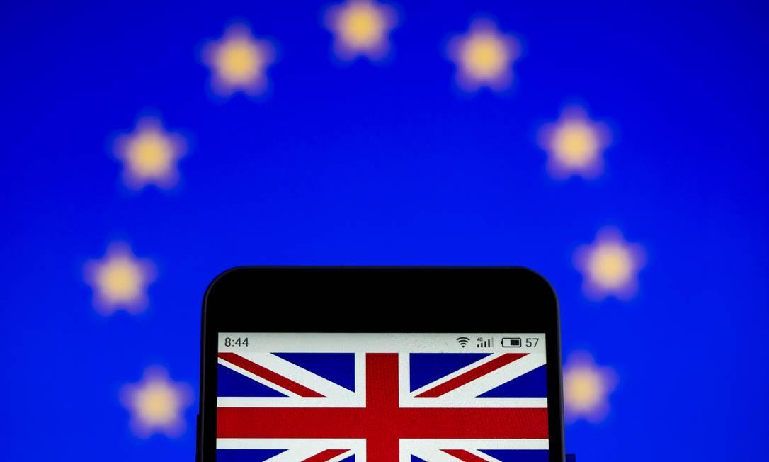 Mke Bracken tinha a missão de informatizar a máquina pública do Reino Unido, que enfrentava os efeitos da pior recessão desde a Segunda Guerra Mundial Foto: SOPA Images / LightRocket via Getty Images