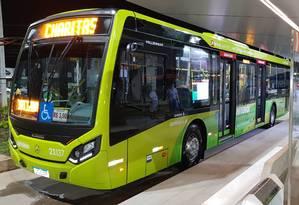 Ônibus BHLS da Transoceânica Foto: Divulgação