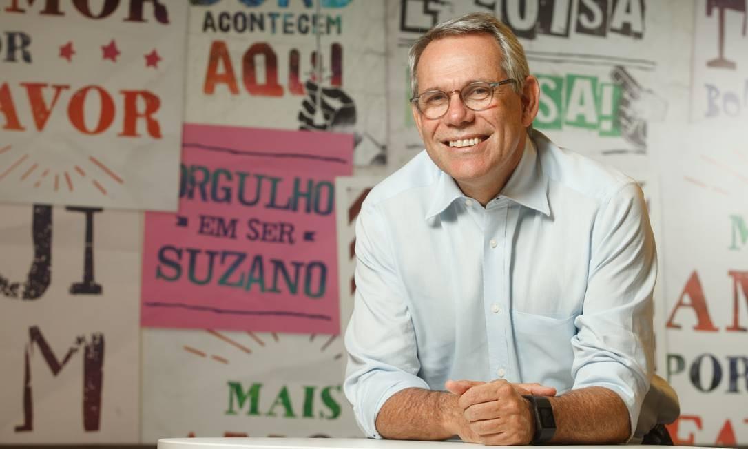 Walter Schalka diz que o governo deve passar por um processo de aprendizagem Foto: Sergio Zacchi/Divulgação