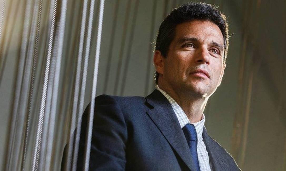 Campos Neto, presidente do BC Foto: Leandro Rodrigues / Valor