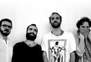 Los Hermanos lança nova música após 14 anos Foto: Infoglobo