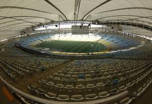 Maracanã terá administração temporária de clubes do Rio Foto: Custódio Coimbra