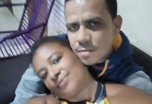 Cristiane da Silva Marins, de 38 anos, foi morta pelomarido Alexandre França dos Santos Foto: Redes Sociais