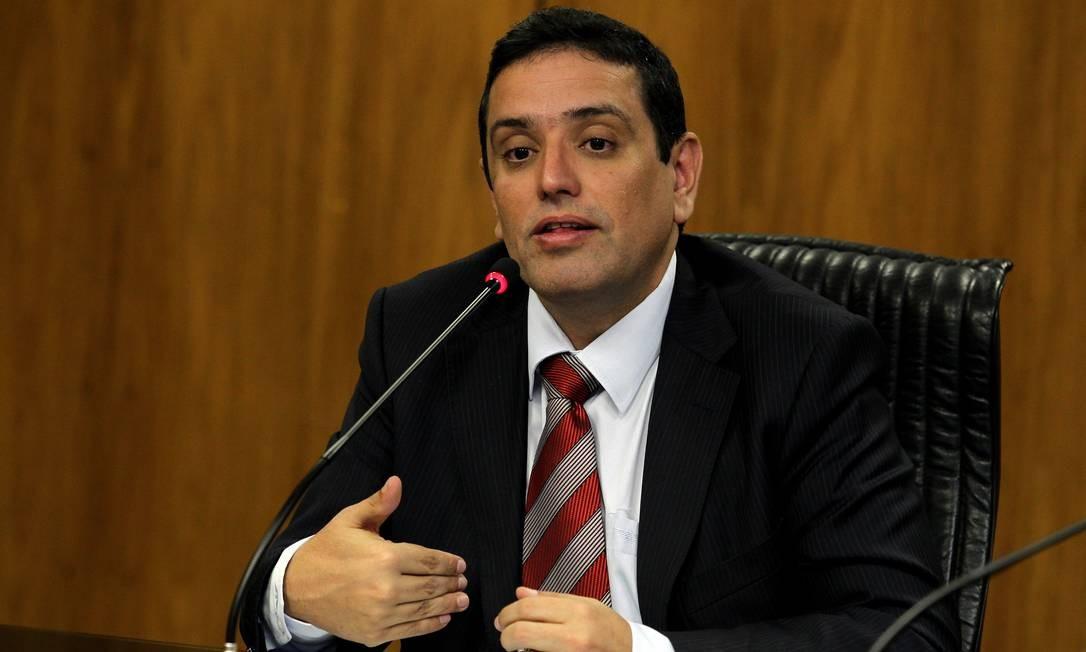 Leonardo Rolim, secretário de Previdência Foto: Aílton de Freitas / Agência O Globo