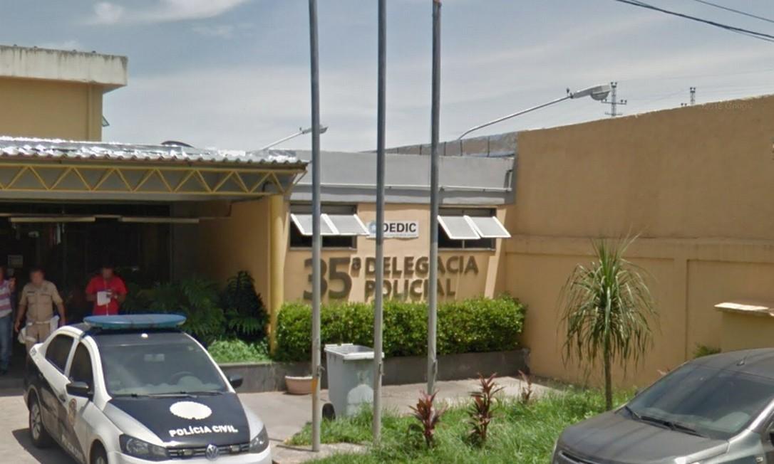 Um criminoso, que praticou o abuso, e um outro, que participou do assalto ao carro, foram presos e reconhecidos na 35ªDP Foto: Google Maps / Reprodução