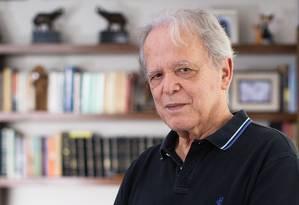 Luiz Carlos Mendonça de Barros, engenheiro e economista , ex-presidente do BNDES e ex-ministro das Comunicações. Foto: Edilson Dantas / Agência O Globo