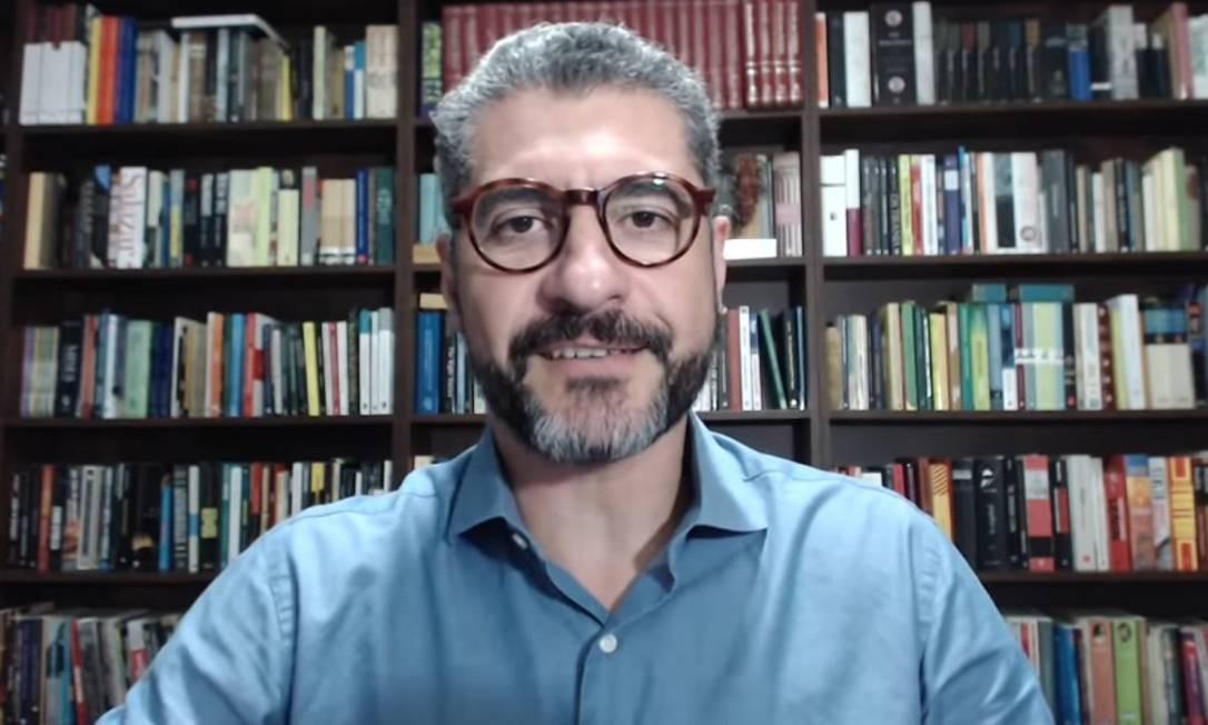 Bruno Garschagen é autor do livro
