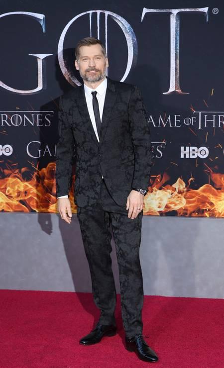 Nikolaj Coster-Waldau (Jamie Lannister) Foto: CAITLIN OCHS / REUTERS