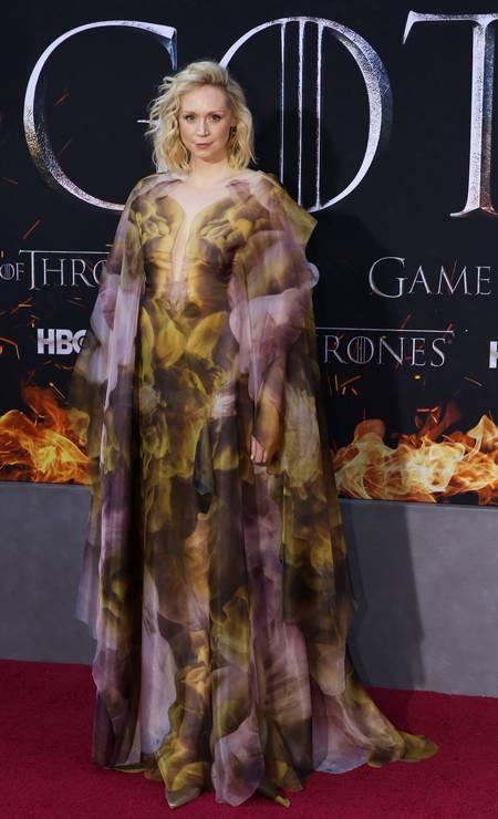 Gwendoline Christie (Brienne de Tarth) Foto: CAITLIN OCHS / REUTERS