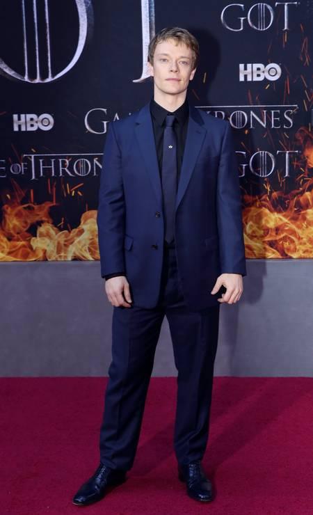 Alfie Allen (Theon Greyjoy) Foto: CAITLIN OCHS / REUTERS