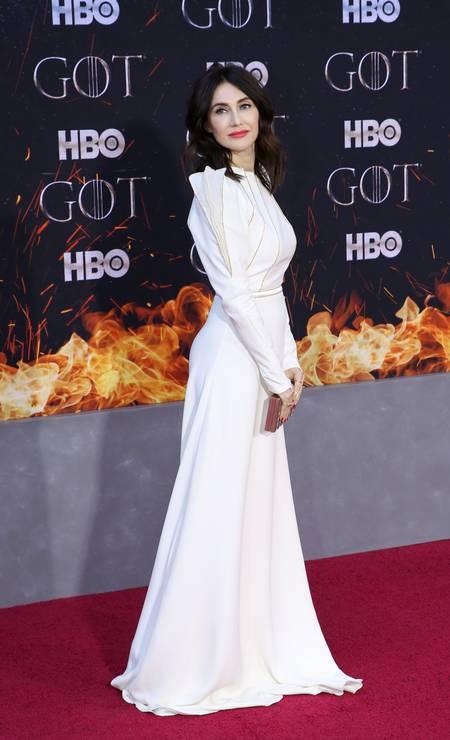 Carice van Houten (Melisandre) Foto: CAITLIN OCHS / REUTERS
