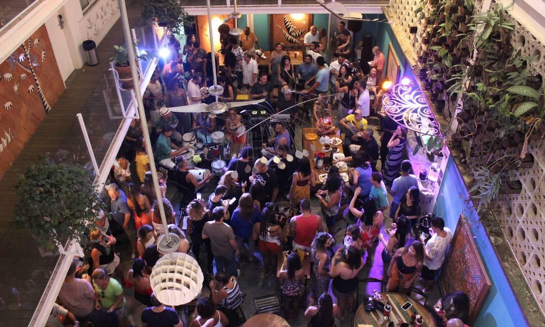 Da Lapa Design: hotel boutique tem projeto de Hélio Pellegrino; roda de samba + feijoada no sábado Foto: Divulgação/Thiago Macedo