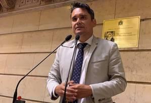 O vereador Luiz Ramos Filho é relator da Comissão de Impeachment contra o prefeito Marcelo Crivella Foto: Reprodução redes sociais