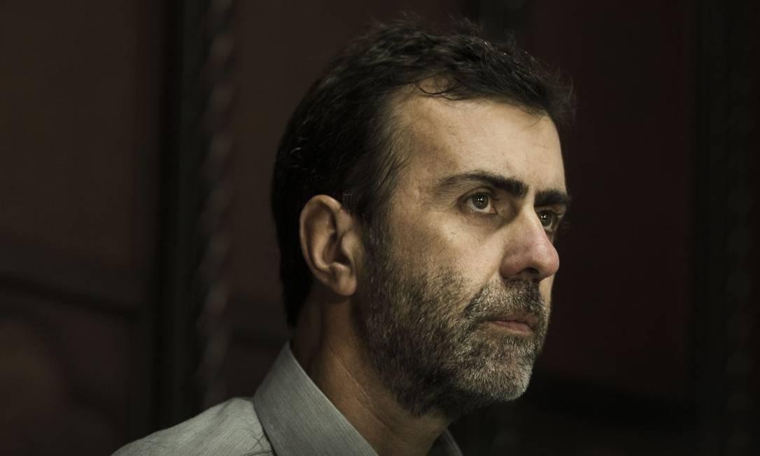 Deputado Federal Marcelo Freixo participará de debate na UFRJ Foto: Guito Moreto / Agência O Globo