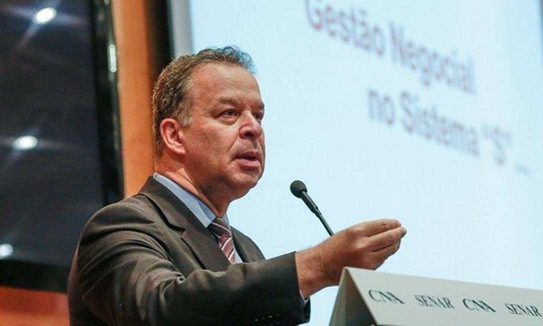 Ministro André Luís de Carvalho, do Tribunal de Contas da União Foto: Divulgação/RCU