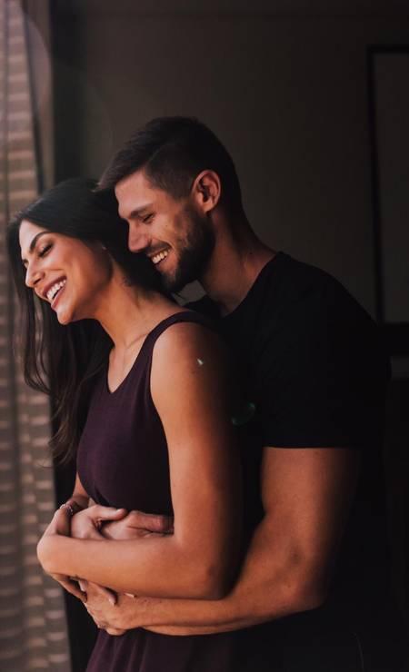 Mari Gonzalez e Jonas Sulzbach Foto: Mana Gollo