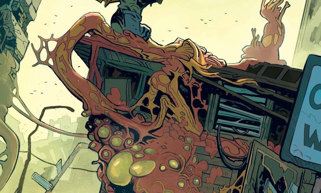 Página de Oblivion Foto: Divulgação