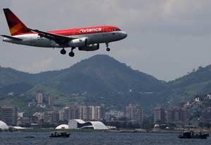Procons querem que garantia de direitos dos consumidores faça parte de plano de recuperação judicial da Avianca Foto: SERGIO MORAES/REUTERS/03-04-2019