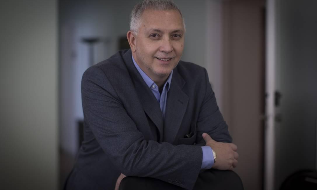 Antonio Fernando Pinheiro Pedro, advogado especialista em Direito Ambiental Foto: Edilson Dantas / Agência O Globo