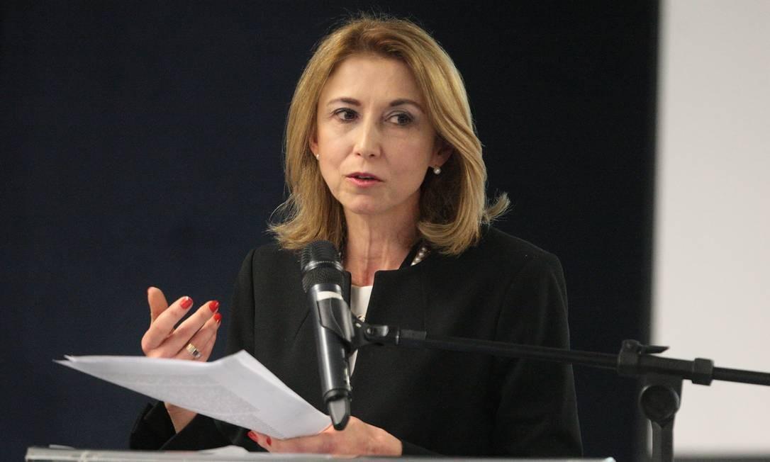 Angela Gandra, secretária da Família do Ministério dos Direitos Humanos Foto: Reprodução /