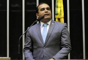 Delegado Marcelo Freitas (PSL-MG) é o relator da PEC da Reforma da Previdência na CCJ da Câmara Foto: Agência Câmara