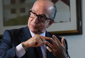 Marcos Cintra, em 2016 Foto: Leo Pinheiro / Agência O Globo