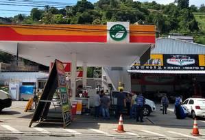Posto Ecológico no Cubango Foto: Divulgação