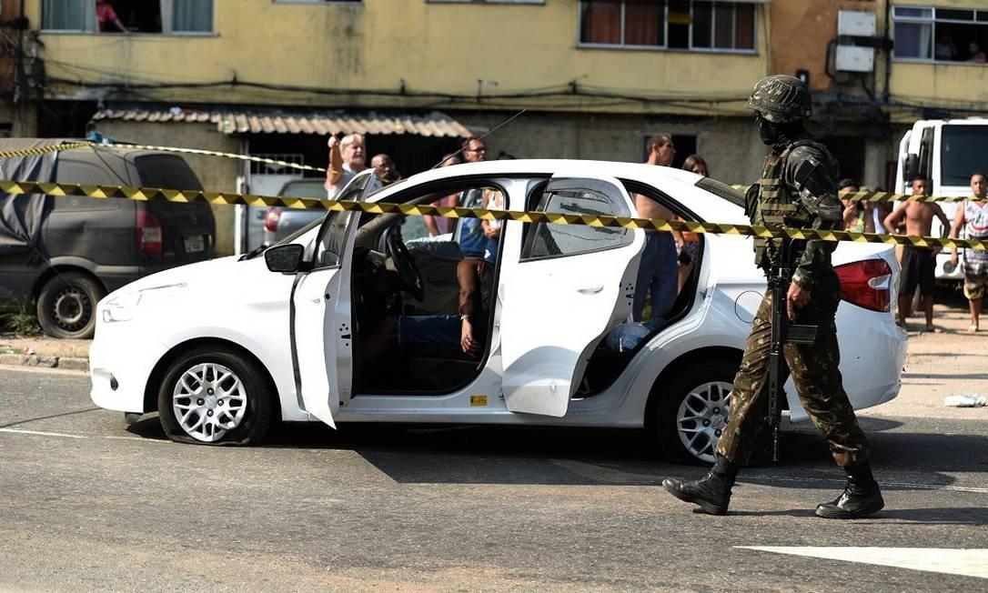 Músico foi morto por militares que dispararam mais de 80 tiros em Guadalupe Foto: STRINGER / REUTERS