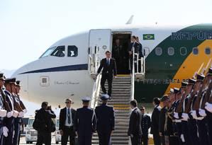 Após viagens internacionais, Bolsonaro vai viajar o país para tentar reverter queda de aprovação Foto: Marcos Corrêa/Divulgação Presidência 21/03/2019
