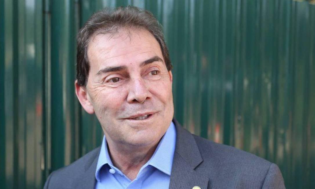 Paulinho, da Força Sindical Foto: Arquivo / Globo