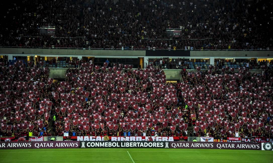 Maracanã será administrado pelos clubes Flamengo e Fluminense Foto: Alexandre Vidal