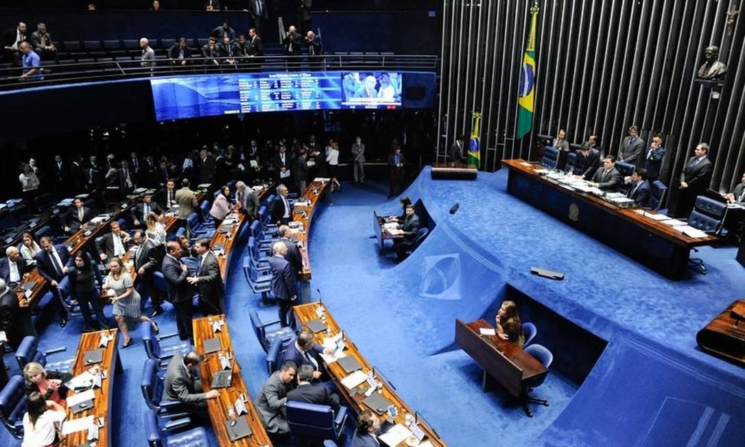 Senado aprova PEC que envia emendas diretamente a estados e municípios Foto: Agência Senado