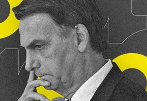 Especial 100 dias de governo Bolsonaro Foto: Editoria de Arte