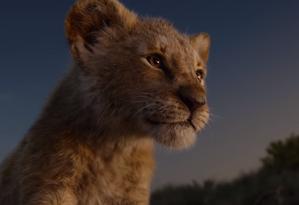 Trailer do live-action O Rei Leão Foto: Reprodução