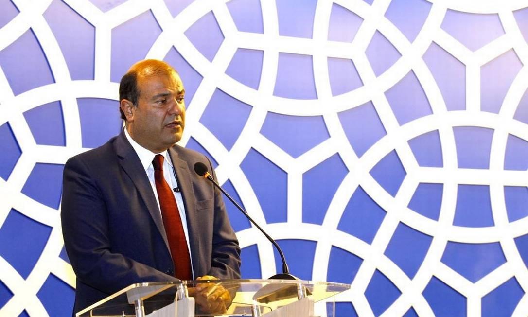 """Khaled Hanafy, secretário-geral da União das Câmaras Árabes: """"Não controlamos os consumidores árabes"""" Foto: Câmara Árabe"""