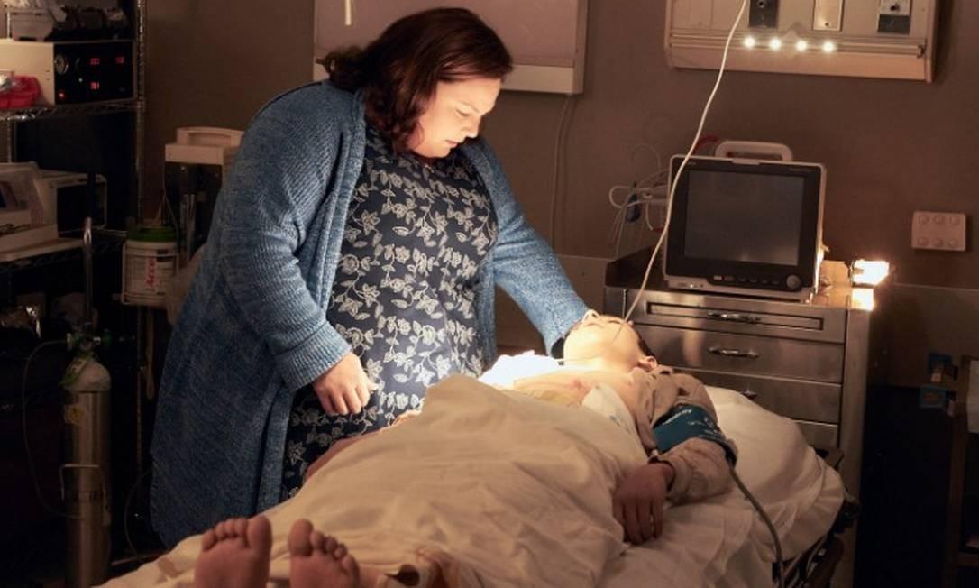 Em 'Superação – O Milagre da Fé', o drama de uma mãe hercúlea Foto: Divulgação