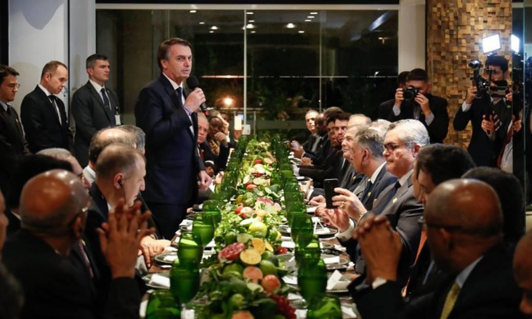 Foto: Alan Santos/PR / Agência O Globo