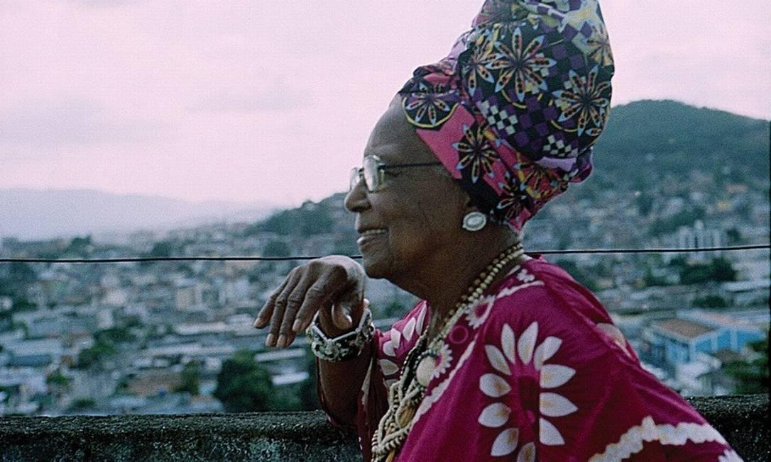 Tia Maria do Jongo (da Serrinha) Foto: Divulgação/Jongo da Serrinha