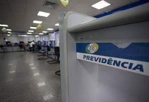 Sem reforma da Previdência, investidores ficam paralisados, dizem economistas Foto: Márcia Foletto / Agência O Globo
