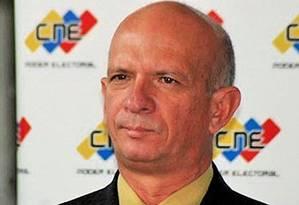 Hugo Carvajal, ex-chefe de Inteligência do governo da Venezuela, foi detido em Madri Foto: Reprodução