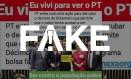 É FAKE que PT entrou com ação contra 13º do Bolsa Família Foto: G1