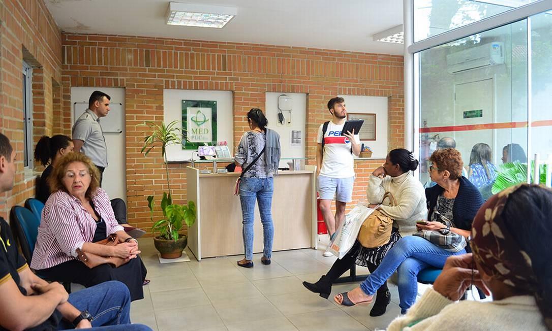 O Ambulatório São Lucas da PUC-Rio passa a fazer exames de sangue a preços populares Foto: Divulgação