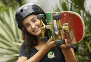NIT Niteroi (RJ) 10/04/2019 - Fera do Skate Pede Ajuda para o Esporte , Itaquatiara Niteroi RJ , Fotos : Fabio Guimaraes / Agencia O globo. Foto: Fábio Guimarães / Agência O Globo