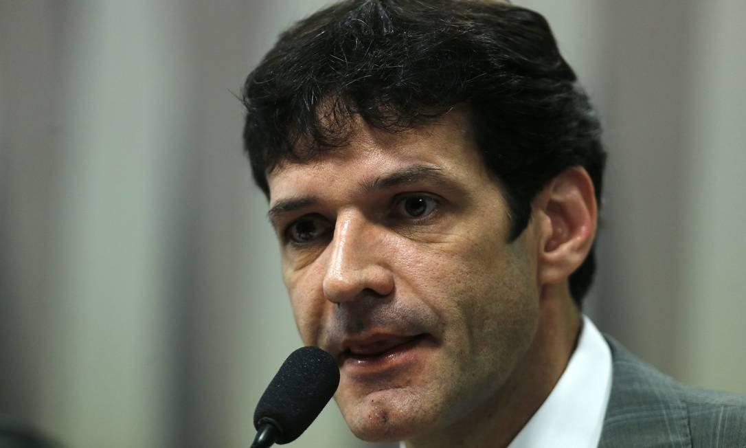 O ministro do Turismo, Marcelo Álvaro Antonio Foto: Jorge William / Agência O Globo