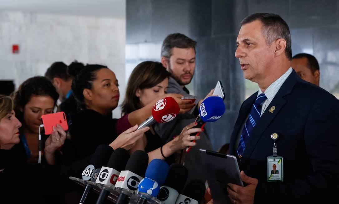Otávio Rêgo Barros, porta-voz da Presidência da República Foto: Carlona Antunes/PR / -