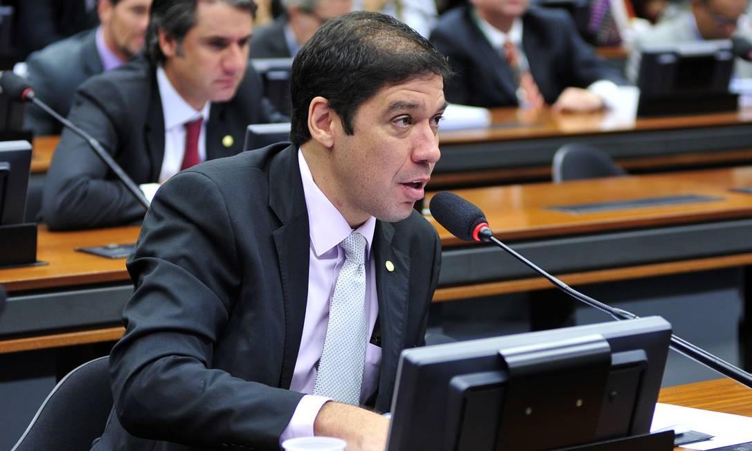 Côrtes foi o autor do requerimento Foto: Zeca Ribeiro / Câmara dos Deputados