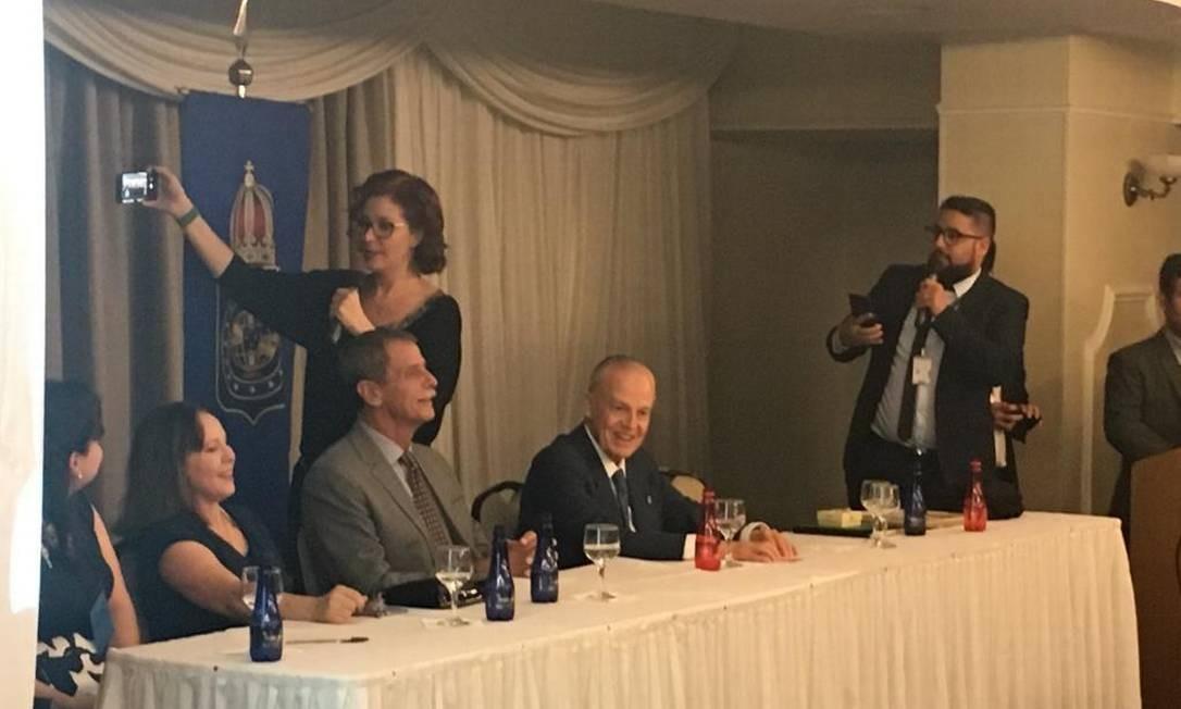 Zambelli: 'estratégia de guerra', infiltração em todos os partidos e grosseria no Congresso Foto: Eduardo Barretto/Época