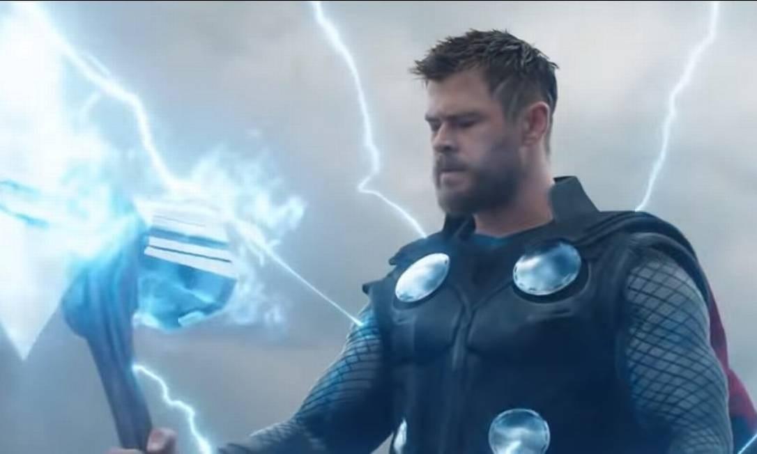 'Vingadores: Ultimato': nova aventura da Marvel Foto: Divulgação
