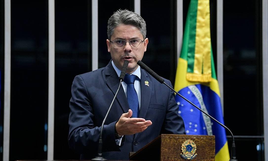 Vieira foi o autor do requerimento da CPI da Lava Toga Foto: Divulgação / Senado